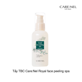 Tẩy TBC Care:Nel Royal face peeling spa