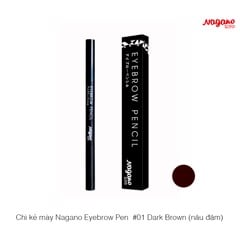Chì kẻ mày Nagano Eyebrown Pencil