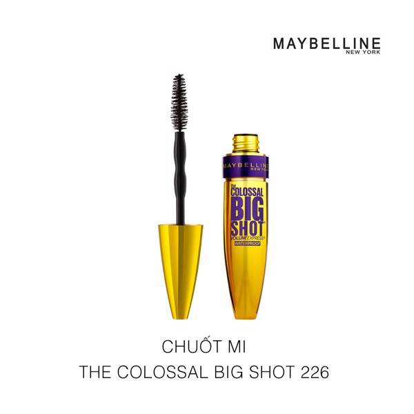 Chuốt mi Maybelline The Colossal Big Shot