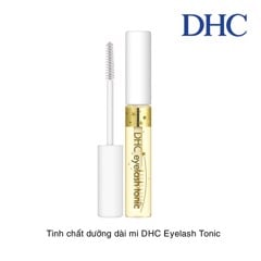 Tinh chất dưỡng mi DHC Eyelash Tonics Beautiful Eyelashes Treatment