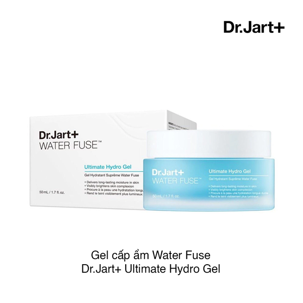 Gel cấp ẩm Water Fuse Dr.Jart+ Ultimate Hydro Gel