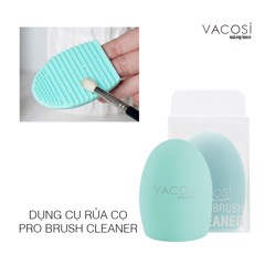 Dụng cụ rửa cọ Vacosi Makeup House Pro Brush Cleaner