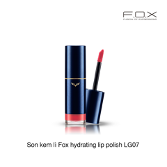 Son kem lì F.O.X hydrating lip polish