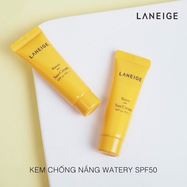 Kem chống nắng Laneige Watery Sun Cream SPF50