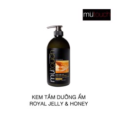 Sữa tắm dưỡng ẩm Mutouch Honey and Royal Jelly Moisturising 1000ml