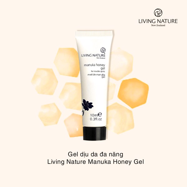 Gel dịu da đa năng Living Manuka Honey Gel