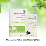 Mặt nạ Living Nature Deep Cleansing Mask