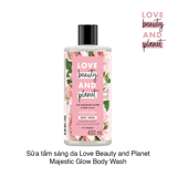 Sữa tắm Love Beauty Body Wash