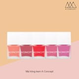 Má hồng kem Aconcept Cheek Me Watery Blusher 10ml
