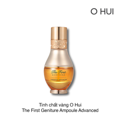 Tinh chất vàng O Hui The First Geniture Ampoule Advanced