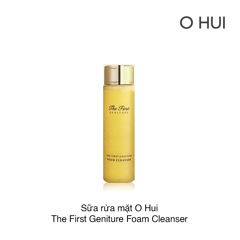 Sữa rửa mặt O Hui The First Geniture Foam Cleanser