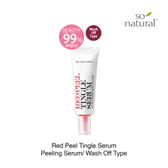 Tinh chất Red Peel Tingle Serum Peeling Serum/ Wash Off Type