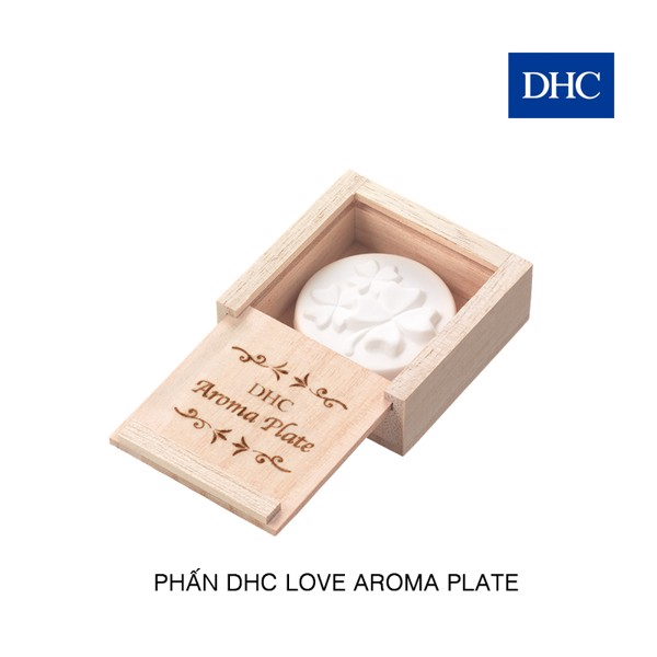 Phấn DHC Love Aroma Plate
