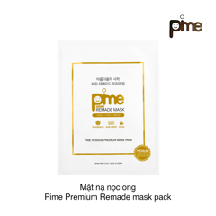 Mặt nạ nọc ong Pime Premium Remade Mask Pack