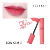 Son Kem Lì It's Skin Lip Crush Matte Life Color 5g