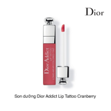 Son dưỡng Dior Addict Lip Tattoo #571 Cranberry