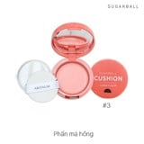 Phấn hồng Sugarball Cushion Cheek