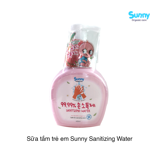 SỮA TẮM TRẺ EM SUNNY SANITIZING WATER