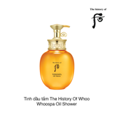 TINH DẦU TẮM THE HISTORY OF WHOO WHOOSPA OIL SHOWER