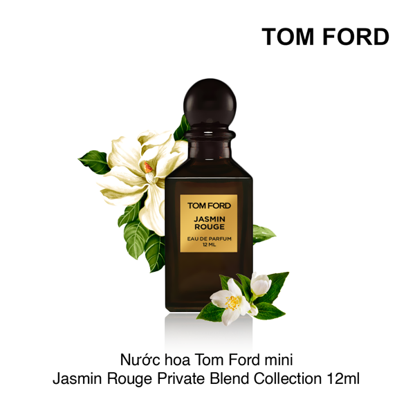 Nước hoa Tom Ford mini Jasmin Rouge Private Blend Collection 12ml