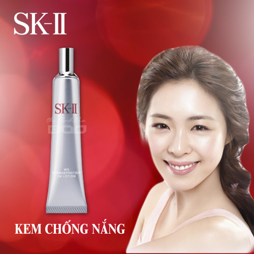 Kem chống nắng SK-II Whitening Source Derm Definition Uv Lotion SPF50