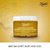 Mặt nạ chiết xuất hoa cúc Kiehl's Calendula & Aloe Soothing Hydration Masque