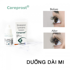 Dưỡng dài mi Careprost Bimatoprost Ophthalmic Solution