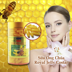 Sữa Ong Chúa Costar Royal Jelly