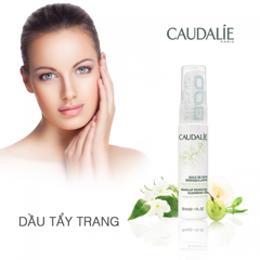 Dầu tẩy trang Caudalie Make-up Removing Cleansing Oil