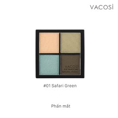 Phấn mắt Sk Color Eye Shadow Vacosi Natural Studio