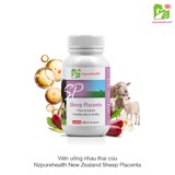 Viên uống nhau thai cừu Nzpurehealth New Zealand Sheep Placenta