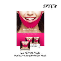 Mặt nạ Vline Avajar Perfect V Lifting Premium Mask