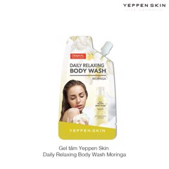 Gel tắm Yeppen Skin Daily Relaxing Body Wash Moringa