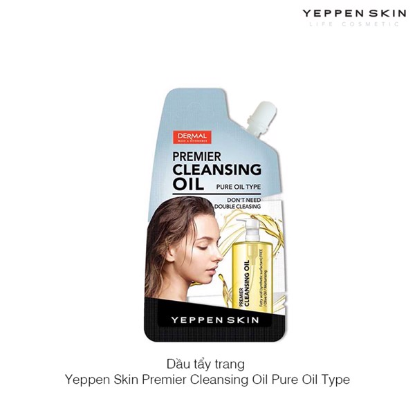 Dầu tẩy trang Yeppen Skin Premier Cleansing Oil Pure Oil Type
