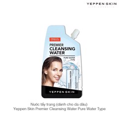 Nước tẩy trang Yeppen Skin Premier Cleansing Water Pure Water Type