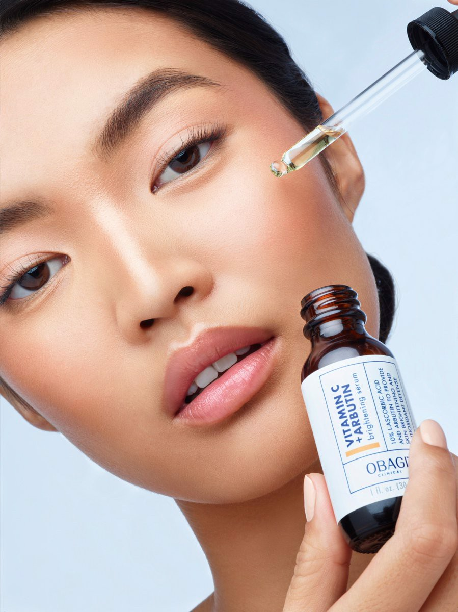 Serum dưỡng trắng OBAGI CLINICAL Vitamin C+ Arbutin Brightening Serum