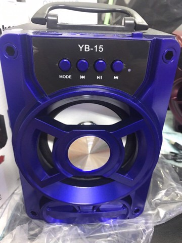 Loa bluetooth YB12, YB15