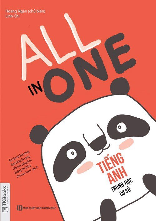ALL IN ONE - TIẾNG ANH TRUNG HỌC CƠ SỞ
