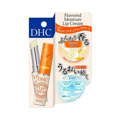 DHC Flavoured Moisture Lip Cream – Honey with Placenta