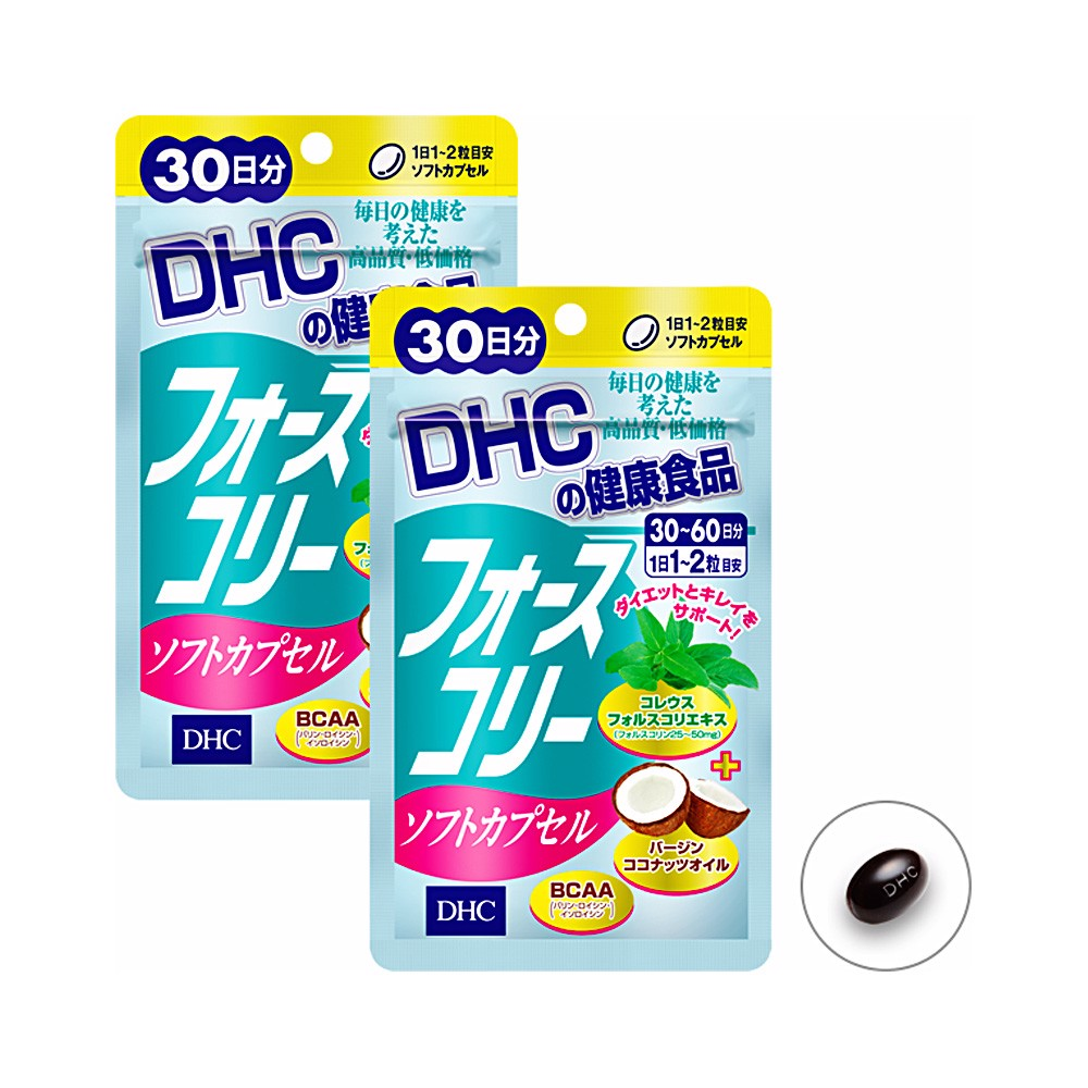 DHC Force Collie Diet Supplement Soft Capsule 30 Days x 2 – Made in Japan