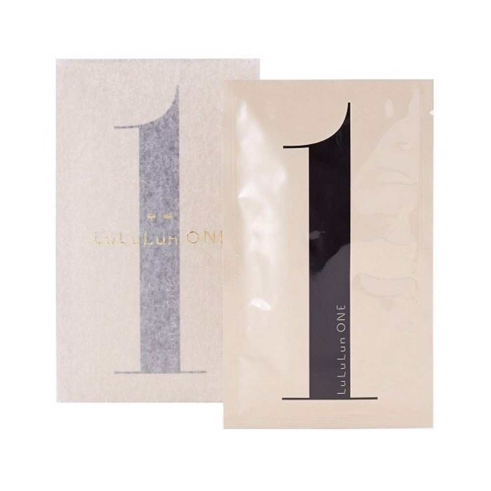 LULULUN One – Face Mask with Micro Oil 5 Sheets