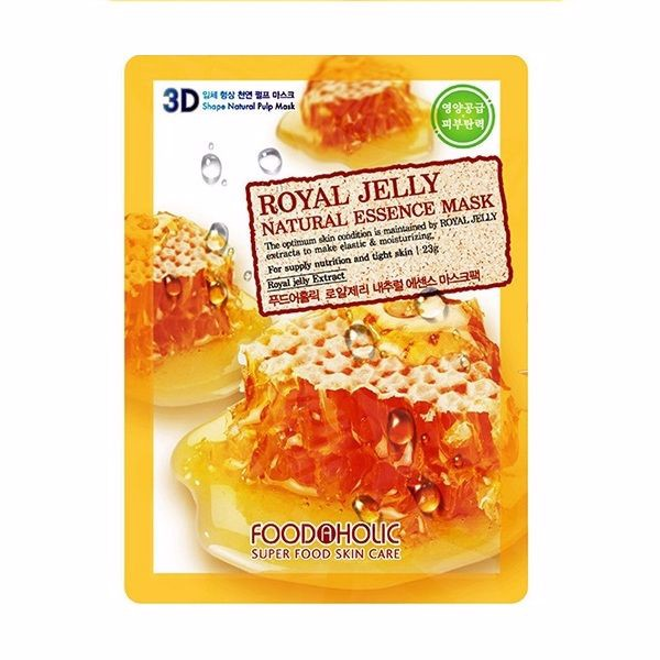 Mặt nạ 3D Royal Jelly