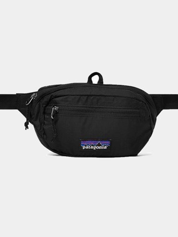 Patagonia Ultralight Hole Mini Hip Pack - Black