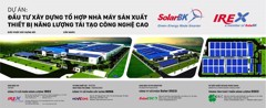 Investing in Building High-tech Renewable Energy Equipment Factory