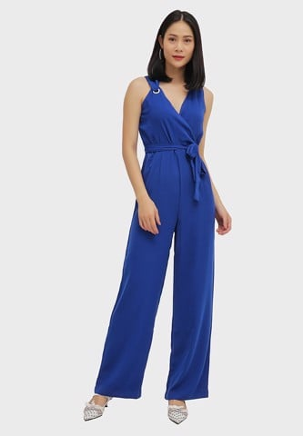 Jumpsuits Thắt Nơ Cotton Brothers