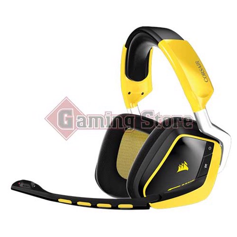 Corsair VOID RGB Wireless Dolby 7.1 Gaming Headset — Special Edition Yellowjacket (AP)