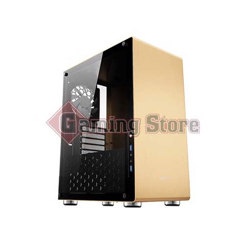 Case Jonsbo U4 Golden