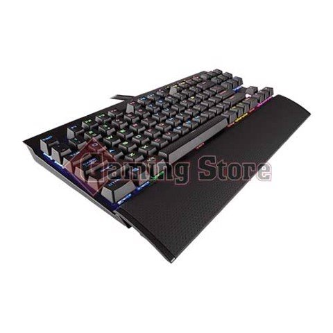 Corsair K65 LUX RGB Compact Mechanical Gaming Keyboard — Cherry MX RGB Red (NA)