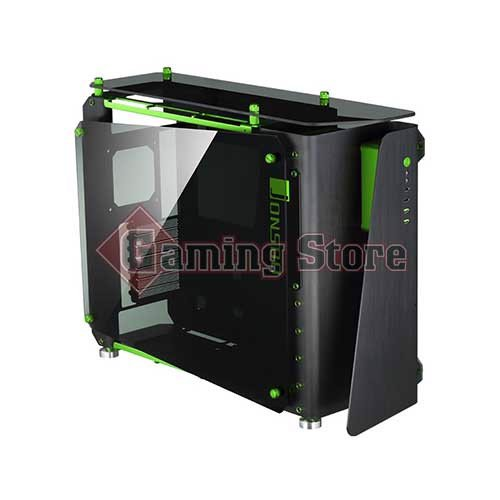Case - MOD1 Black - Green