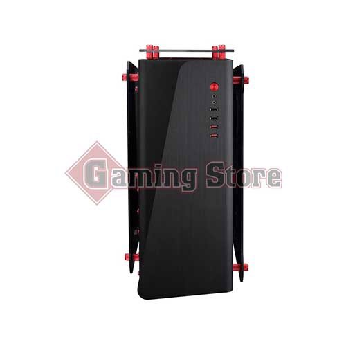 Case - MOD1 Black - Red